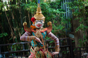 Khlong Bang Luang - Hanuman